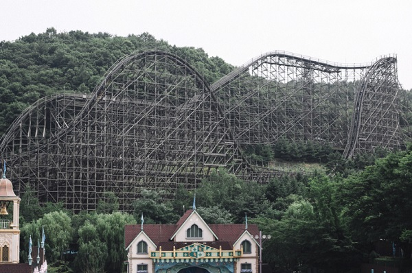 T Express in Everland, South Korea