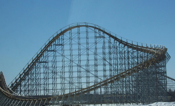 Hades 360 in Mt. Olympus Water & Theme Park, United States