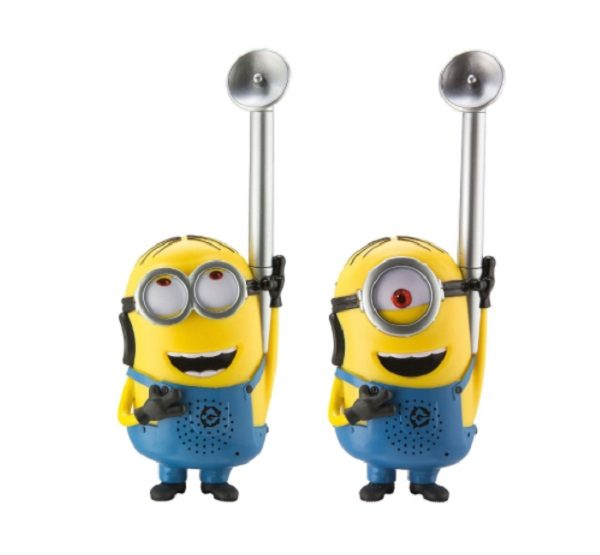 Minions Dave & Stuart Walkie Talkies