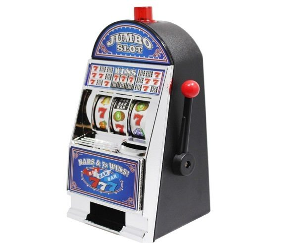 Miniature Jumbo Slot Machine