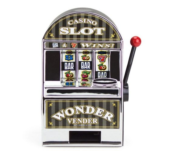 Miniature Casino Slot Machine