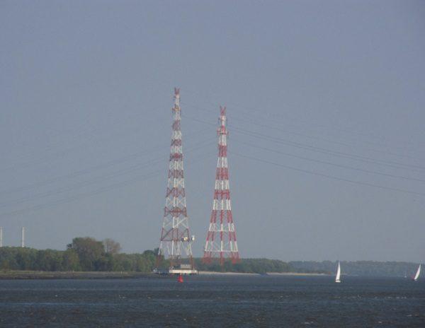 Elbe Crossing 2, Germany