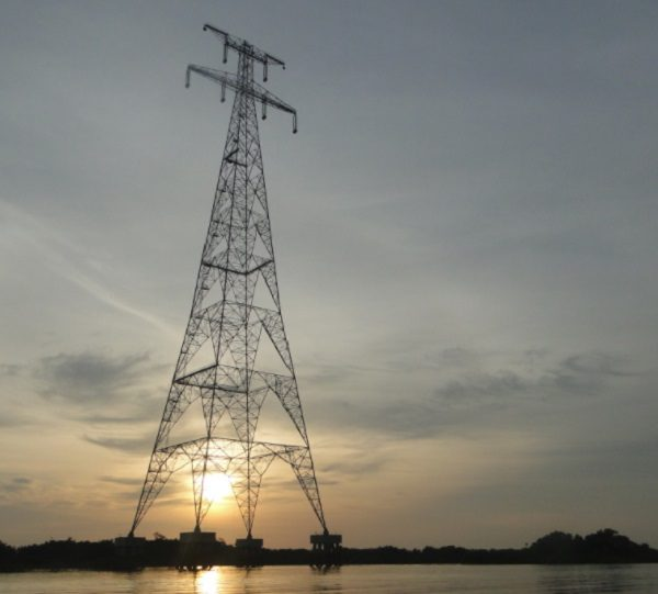 Amazonas Crossing of Tucuruí transmission line, Brazil