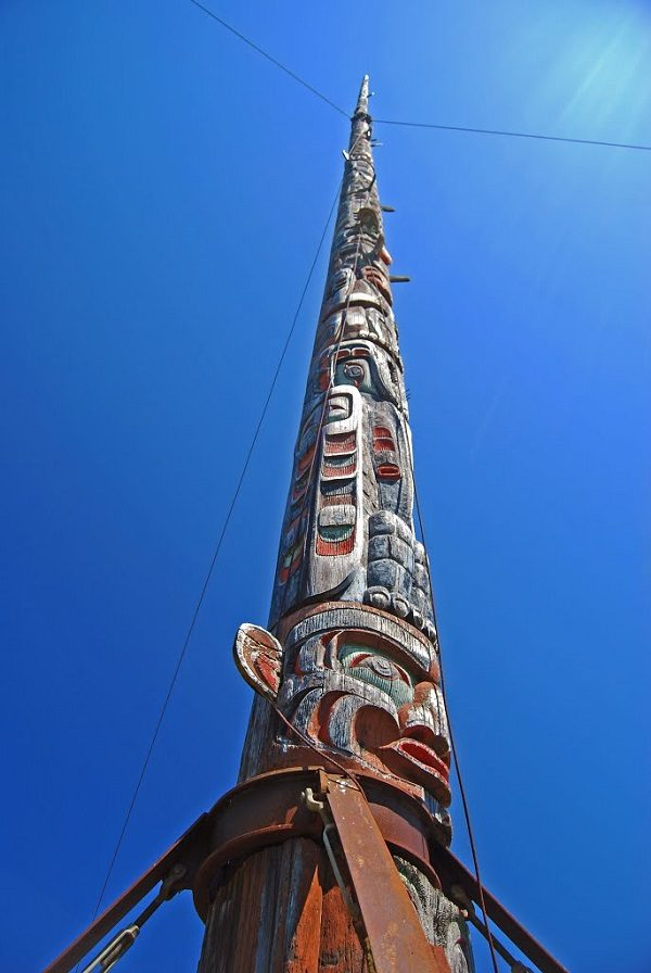 The World's Tallest Totem Pole