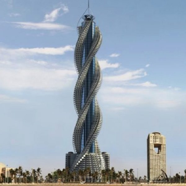 Diamond Tower, Saudi Arabia