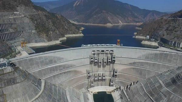 Jinping-I Dam in China