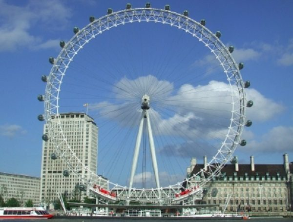 The London Eye, UK