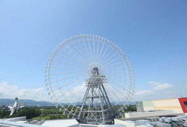 The Redhorse Osaka Wheel, Japan
