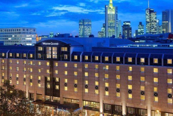 The Westin Grand Frankfurt Hotel
