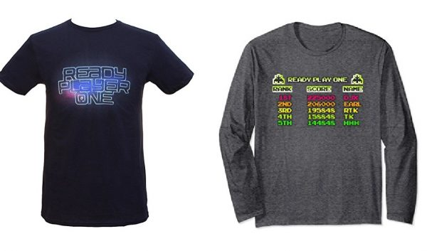 Ready Player One Clothing