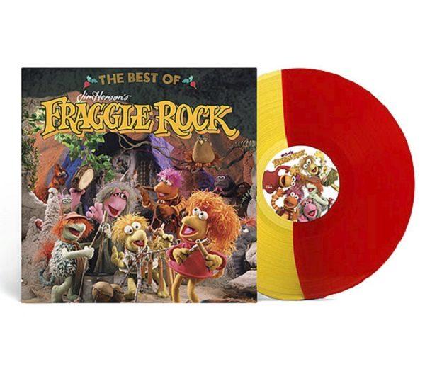 The Best of Fraggle Rock Vinyl LP