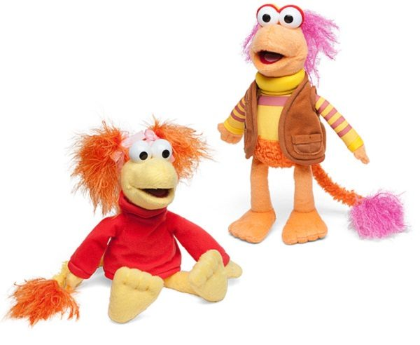 Fraggle Rock Plushies