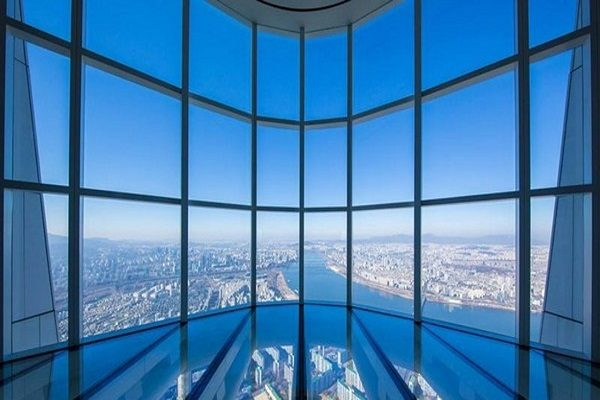 Lotte World Tower Observation Deck