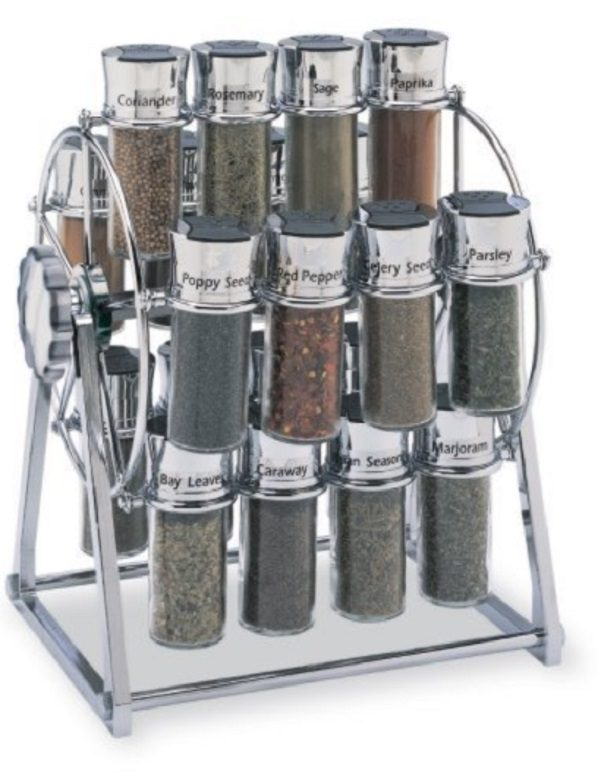 Olde Thompson Ferris Wheel Spice Rack