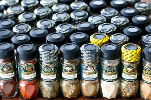 Ten of the Worlds Most Amazing and Unusual Spice Racks