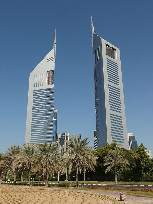 Jumeirah Emirates Towers Hotel, United Arab Emirates