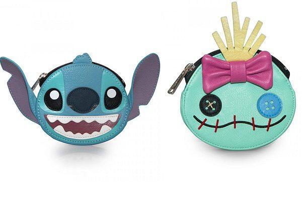 Lilo and Stitch Scrump Coin Bags