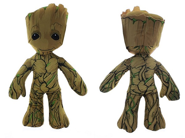 """Guardians of the Galaxy - 15"""" inches Baby Groot Plushie"""