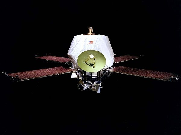 Mariner 9 Planetary Probe