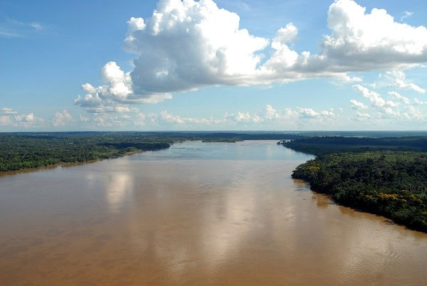 Madeira River, South America