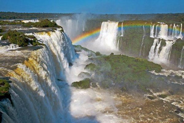 Guaíra Falls (submerged), Paraguay