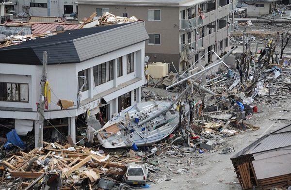 The Tōhoku Earthquake in 2011
