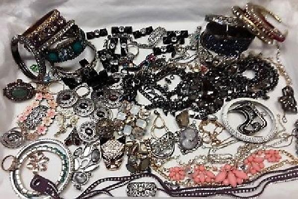 Contrast That Costume jewellery