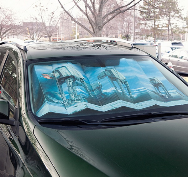 Star Wars: The Empire Strikes Back Universal Car Sunshade