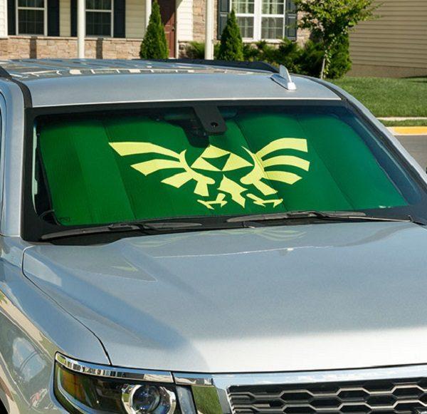 The Legend of Zelda Wingcrest Universal Car Sunshade