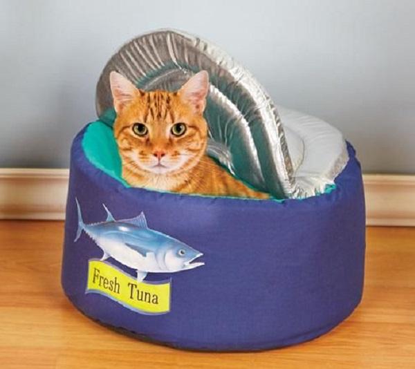 Tin of Tuna Cat Bed