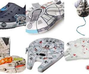 Ten of the Very Best Gift Ideas That Look Like the Millennium Falcon