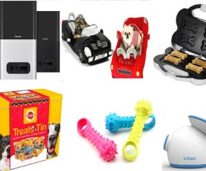 Ten of the Very Best Gifts for Dogs Money Can Buy in 2018