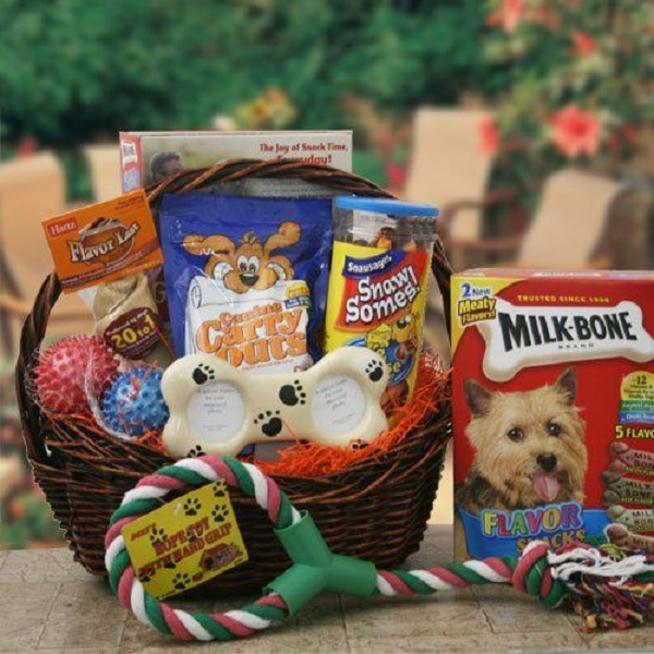 Dog Food Hamper