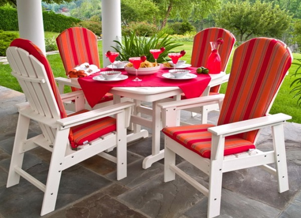 Aminx 5 Piece Patio Dining Set