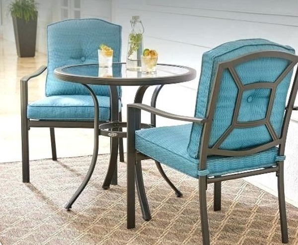 Lowes 3 Piece Bistro Patio Set