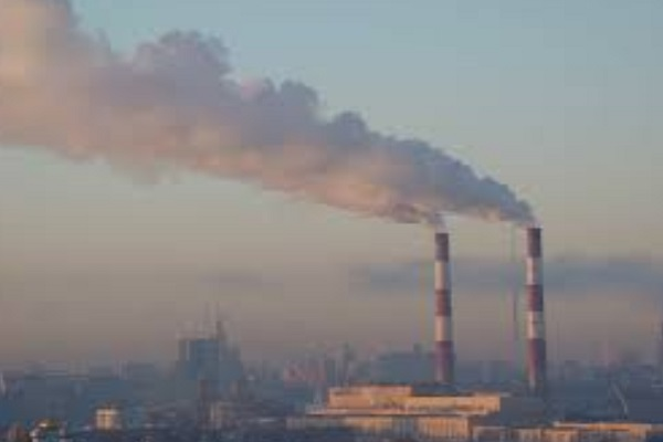 Reduced pollution and wasted energy