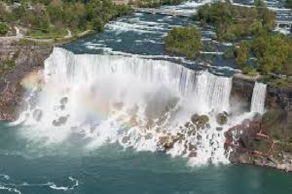 Places To Visit in Western New York: Niagara Falls