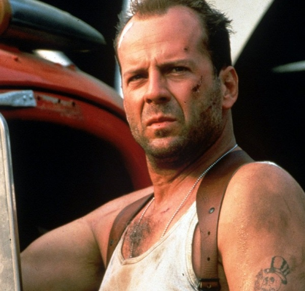Bruce Willis Action Hero of the 90s