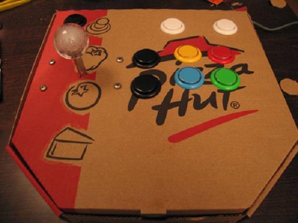 Pizza Box Xbox 360 Arcade Controller
