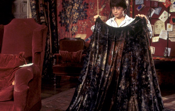 Things From Movies That You Wish Were Real: Invisibility Cloak