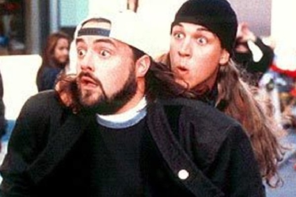 Written and Directed by Kevin Smith (Silent Bob)