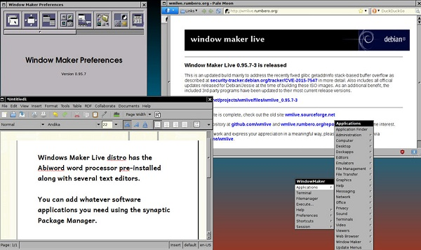 This is what Windows Live used to look like!