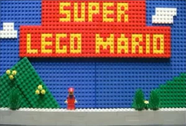 Super Mario LEGO (NES)