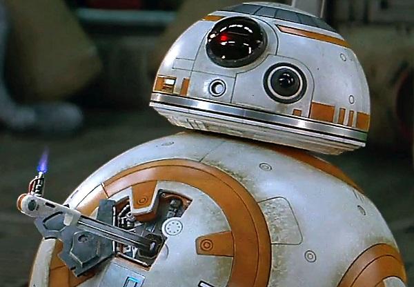 BB-8 – StarWars