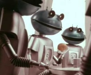 Ten Robots From Movies That Help to Shape My Childhood