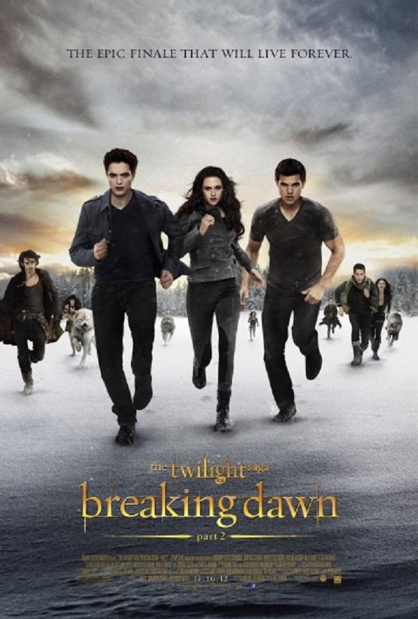 Twilight Saga: Breaking Dawn - Part 2 Movie Poster