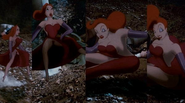 Who Framed Roger Rabbit: Jessica Rabbit's Private Parts