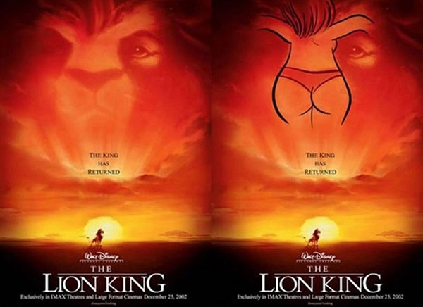 Ten Subliminal Messages In Disney Animations You Won T Believe Are Real