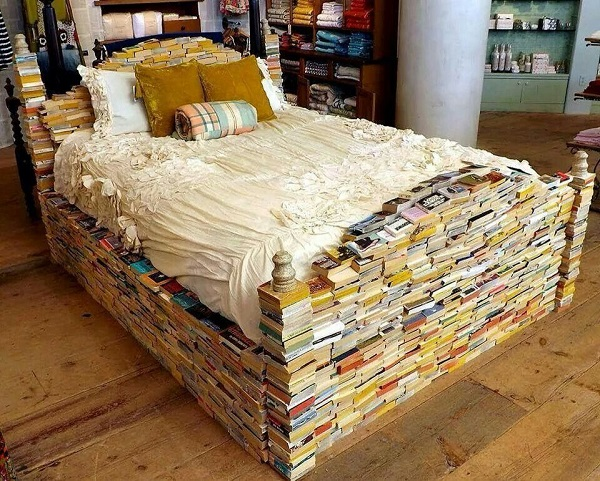 The Literary Mattress