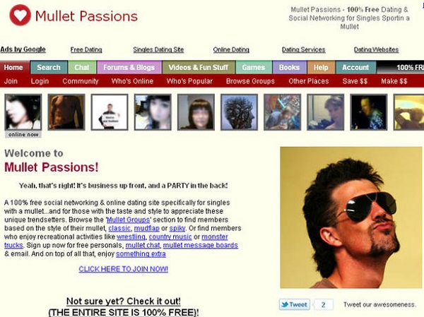 Mullet Passions